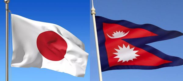 Japan donated AstraZeneca vaccines to arrive in Nepal this weekend
