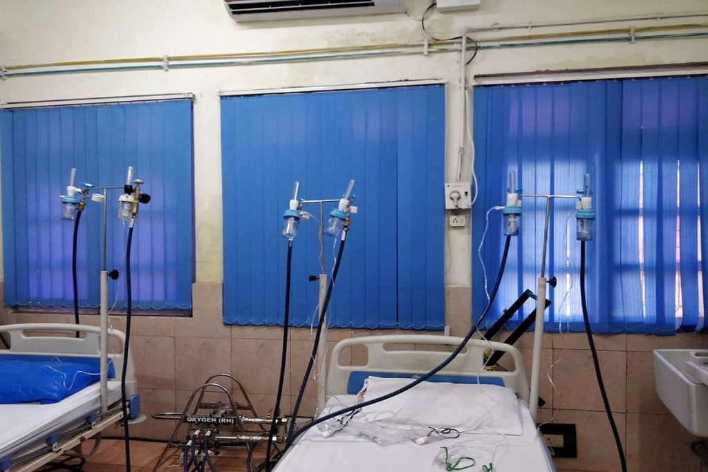 Tamu Society UK provides Rs 1.125 million in aid of COVID-19 patients