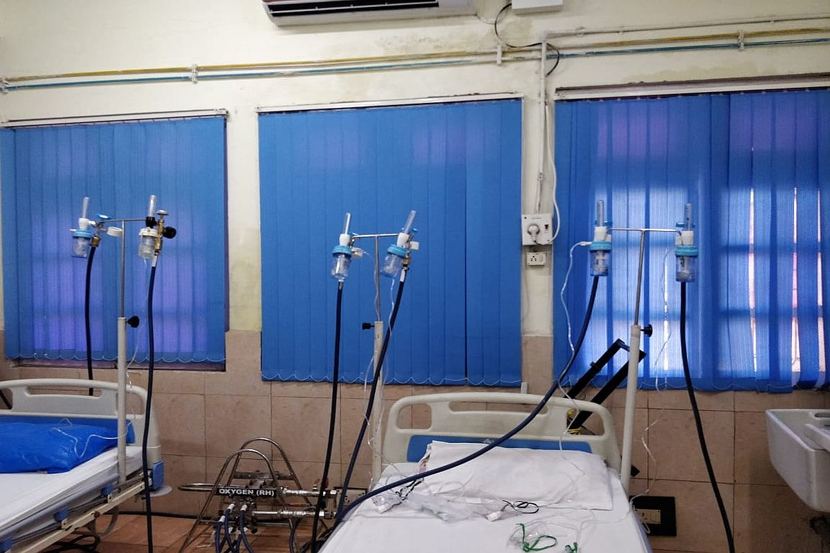 Local Governments of Baglung and Tokha install Oxygen Wards