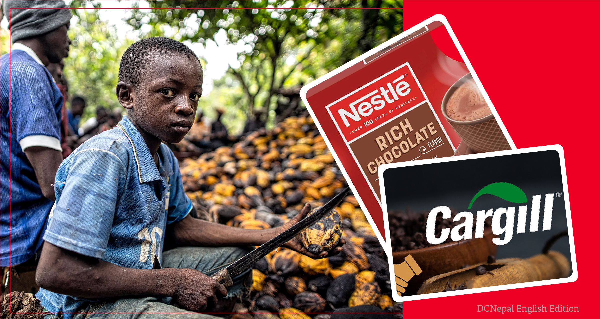 US Supreme Court takes side of Nestle and Cargill in 2005 Child Slavery Case