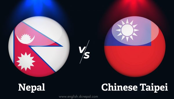 Nepal continues its journey in World Cup qualifying with 2-0 win over Chinese Taipei