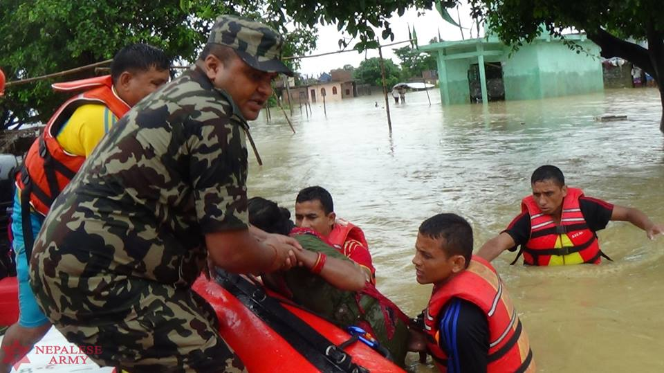 Home Minister directs security mechanisms for effective relief and rescue operations