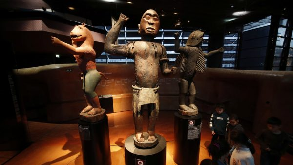 """Mexico receives centuries old """"cultural artifacts"""" from Germany"""