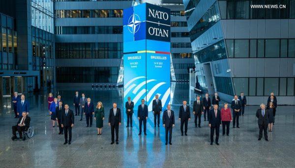 "NATO summit held, leaders agree on new agenda of ""NATO 2030"""