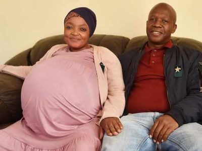 Woman gives birth to ten babies in South Africa