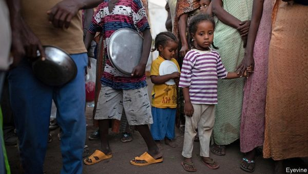 11 people die of hunger each minute around the globe, OXFAM reports