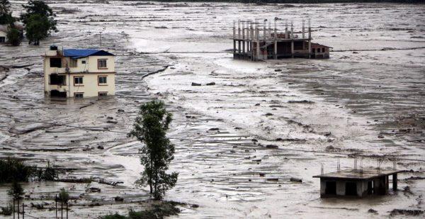 Kathmandu gives Rs 2 crore flood relief to Melamchi