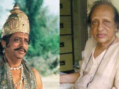 Ramayan Actor Chandrashekhar Vaidya Dies At 98