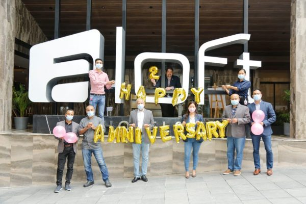Aloft Kathmandu celebrates second year of success