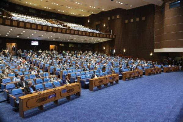 Reinstated parliament meets today