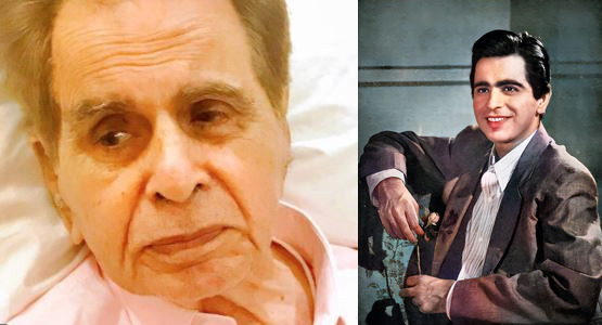 Bollywood star Dilip Kumar in ICU, Condition Stable