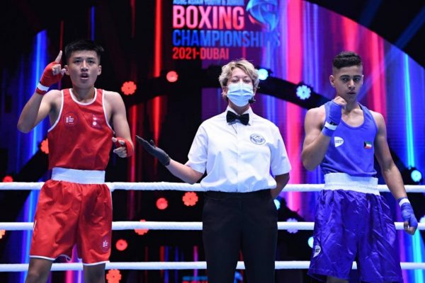 Nepali boxers secure medals in ASBC championship