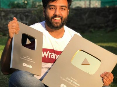 Yashraj Mukhate comes up with new viral video