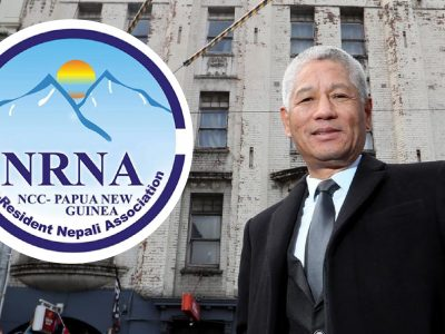 Patron Council ready to resolve NRNA dispute and conduct new election: Shesh Ghale