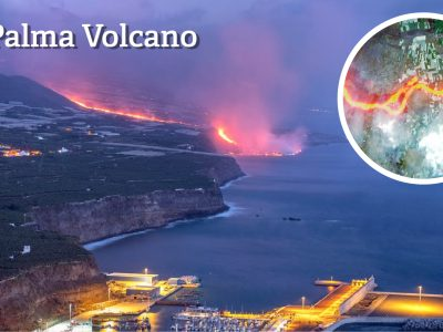 Thousands evacuated as Volcano erupts in Spain