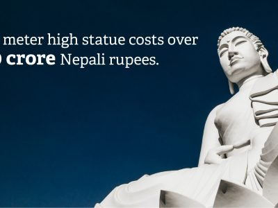 Bhairahawa's International airport to be adorned with a Buddha's statue imported from Myanmar