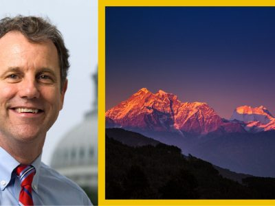 """""""The most memorable sights I've ever seen,"""" Ohio Senator recalls his visit to Pokhara (Watch Video)"""