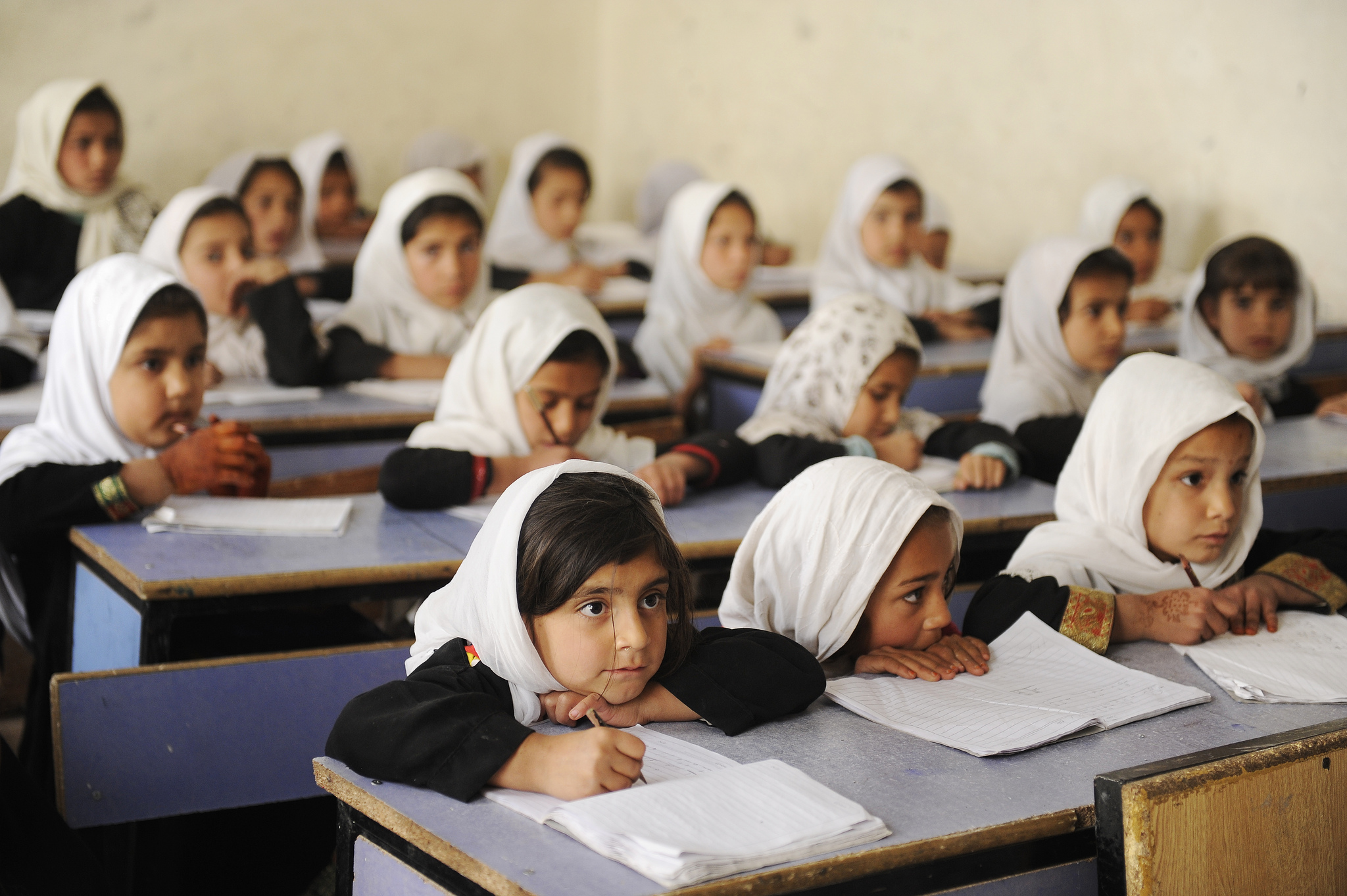 Taliban will offer education to Afghan girls, says UNICEF official