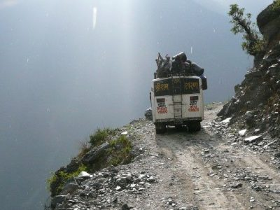 """""""Tyre puncture"""" killed 32 passengers in Mugu Bus accident"""