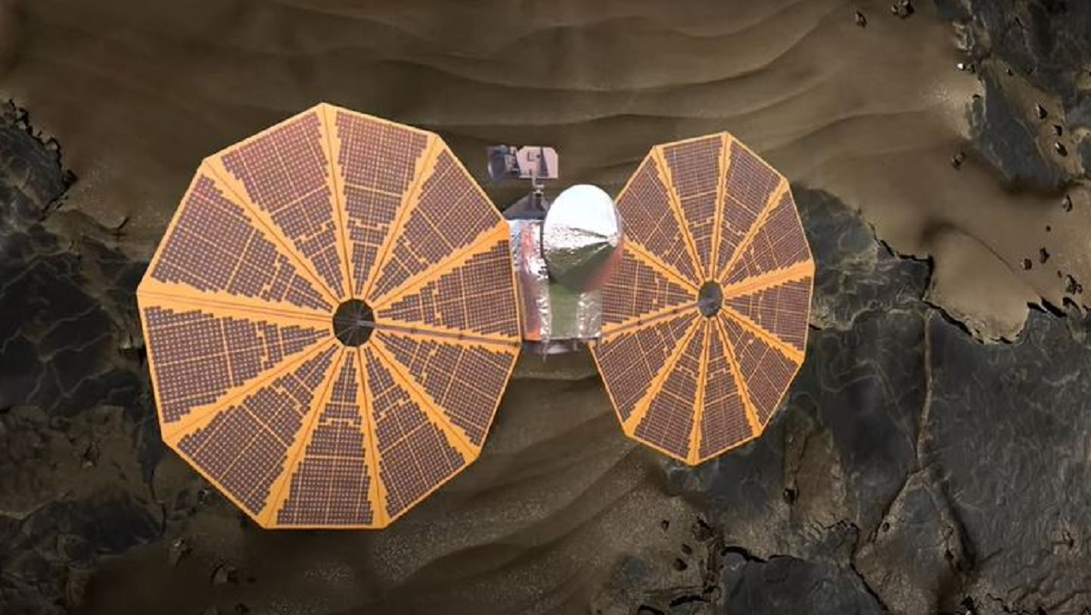 "NASA prepares to send ""Lucy"" to Jupiter"