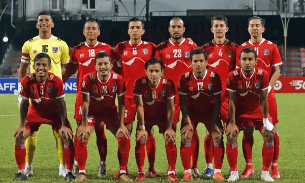 President congratulates Nepali football team for historic achievement in SAFF