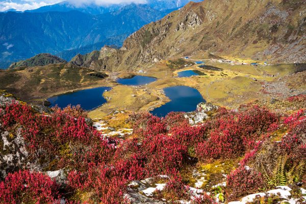 Panchpokhari Ultra Trail Marathon scheduled on November 13