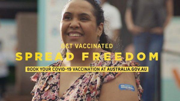 """Australia launches """"spread freedom"""" campaign"""