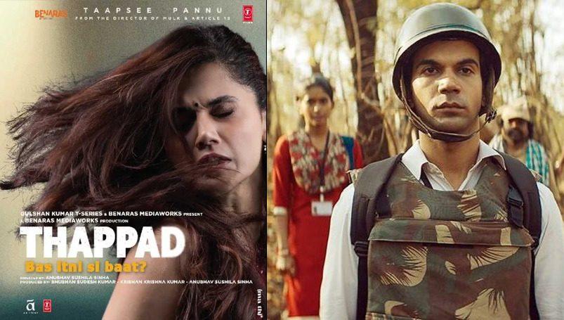 """Thappad"" crew to make ""Bheed"" with Rajkumar Rao"